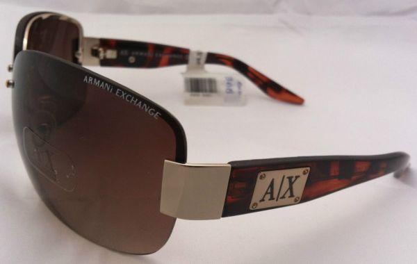 9521af393a91c Armani Exchange AX108 S Óculos de Sol - Realizador De Sonhos