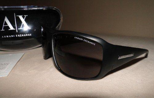 dc3de193b2614 Óculos Sol Armani Exchange Ax 153  S Masculino Original Usa ...