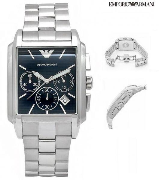 bd6aa024517 Relógio EMPORIO ARMANI AR0480 - Realizador De Sonhos