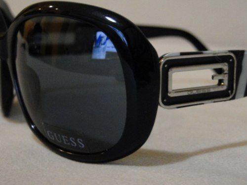 fad4dad2e4513 Óculos De Sol Feminino Guess Mod GU 6445 BLK - 3 Original ...