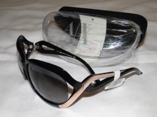 1297f04857f23 Óculos De Sol Armani Exchange Ax126 s Feminino Original Case ...