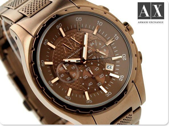 7d8f33ab7ab Relógio Armani Exchange AX1179 - Realizador De Sonhos