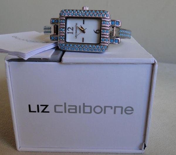 f67dfc0aa05 Relógio Feminino IMPORTADO LIZ CLAIBORNE - Realizador De Sonhos